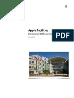 Apple Facilities Report 2013