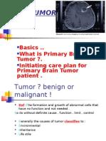 BRAIN TUMOR -Medical Surgical