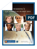 Six Americas May 2011