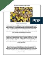El Triunfo de Nuestra Selección Colombia