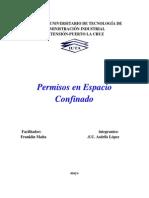 Permisologia de Espacios Confinado (1)