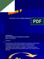 Land Farming