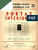 Portas Interiores~Fasciculo-22