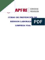 PRL Manual Limpieza Vial