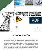 Generación, transmisión y distribución de la electricidad.pptx