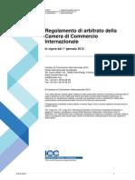 regolamento_arbitrato