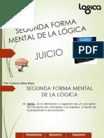 Cuadernillo de Logica-2a. forma mental.FMM-2014.ppt