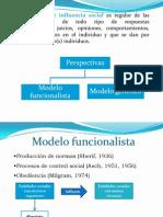 Social. Modelo Funcional
