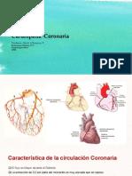 Cardiopatia Coronaria e IAM