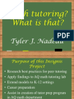 math tutoring what is that presentation - updated--for standard 9