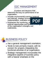 Strategic Management -Www.itworkss.com