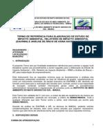 Termo de Referencia - EIA-RIMA Usina Sucroalcoleira (10!06!2011)