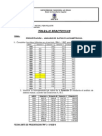 Tp Nº2 Hidrologia- 2014 -- Alumnos