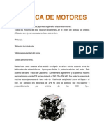 Nombre de Motores (1)