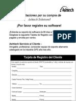 Ashtech Solutions SP