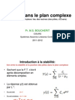 1_Analyse Dans Le Plan Complexe(Session 2011-12)