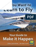 So You Want to Learn to Fly
