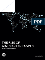 The Rise of Distributed Power