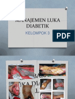 Manajemen Luka Diabetik