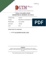 Sem 2 2013-2014 (SET a) UAB0013 (Questions)