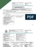 Instrumentación Didáctica, Mercadotecnia Electrónica, Tecnologicos