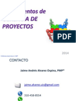 Fundamentos de Gerencia de Proyectos - Nov2014
