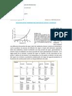 Relacion Temperatura Humedad Presion