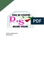 PROYECTO DE INVESTIGACIÓN DE MERCADO
