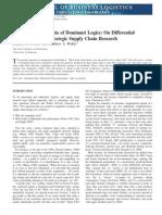 NPD_Supply_Mitigating the Myopia of Dominant Logics
