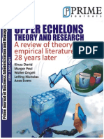 Upper Echelons Theory and Research_REVIEW of 28 Years