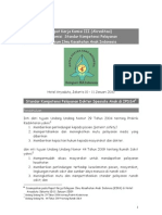 Dody Firmanda 2010 - Standar Kompetensi Pelayanan Dokter Spesialis Anak