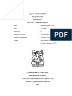 laporan percobaan E2