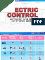 TEKNOLOGI KEJURUTERAAN - ELECTRIC CONTROL