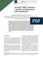 18 - (2013) Heras-Saizarbitoria & Boiral - IsO 9001 and ISO 14001