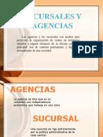 Agencias y Sucursales