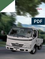Catalogo Toyota Dyna