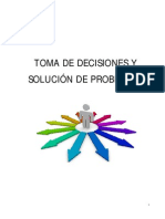 Manual Toma de Desiciones y Resolucion de Problemas