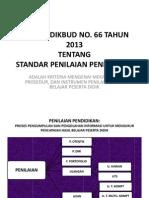 2.3.1 Panduan Penilaian Kurikulum 2013