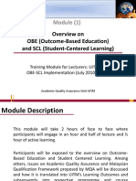 Obe-scl - Module 1 (Ppoint)