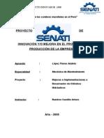 proyecto senati