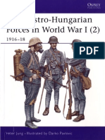 - - [1916-1918] - Austro - Hungarian Forces In Ww1 (2) 1916-18 Osprey Men-At.pdf