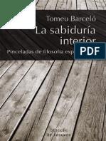 Barceló, Tomeu_La Sabiduría Interior