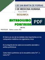 BQ 14 CHI Porfirinas