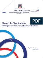 Manual de Clasificadores 2014 28-04-2014