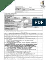 Fichas Supervisión y Monitoreo Asesoramiento Con Compromiso 2014