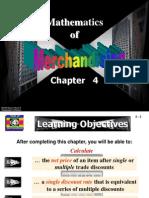 Mathematics of Merchandising