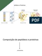 Aula 2 - Peptídeos e Proteínas (Introdução)