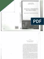 Semántica y Prágmatica Del Texto Común - Nuñez y Del Teso (Capítulo 2)