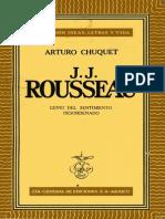 Rousseau - Arturo Chuquet
