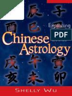 Chinese Astrology Zodiac